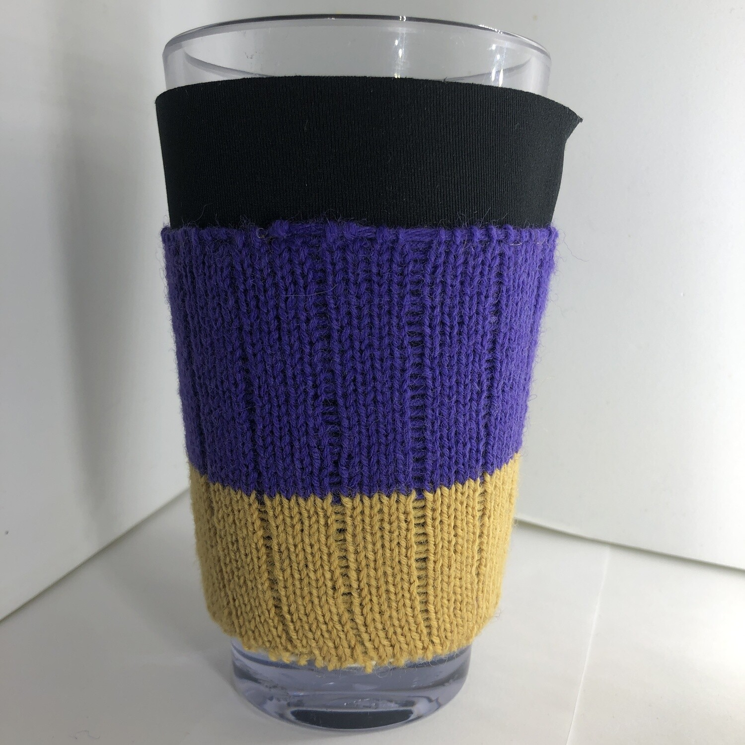 Purple & Gold Koozies - Go Vikings!