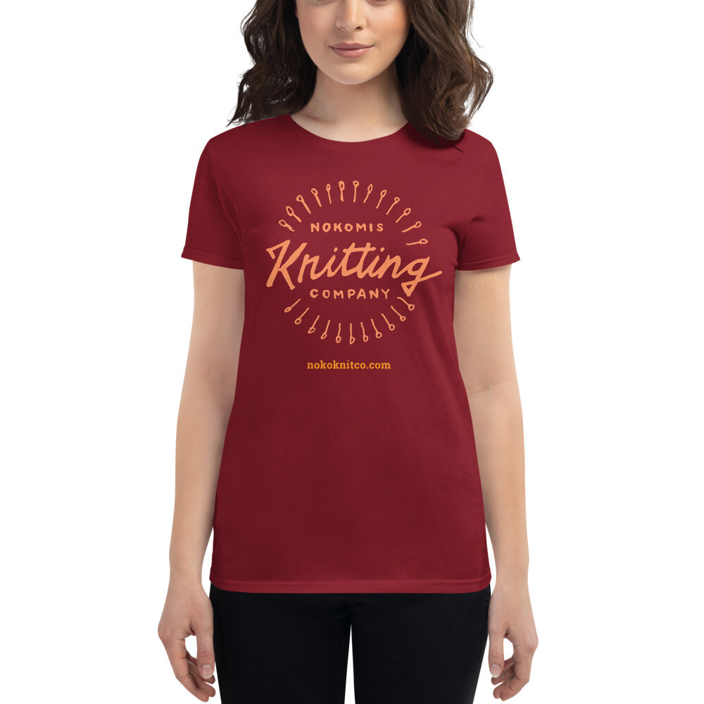 Nokomis Knitting Company | Women's Fashion Fit T-Shirt