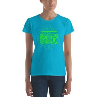 Cranker's Delight | Women's Fashion Fit T-Shirt