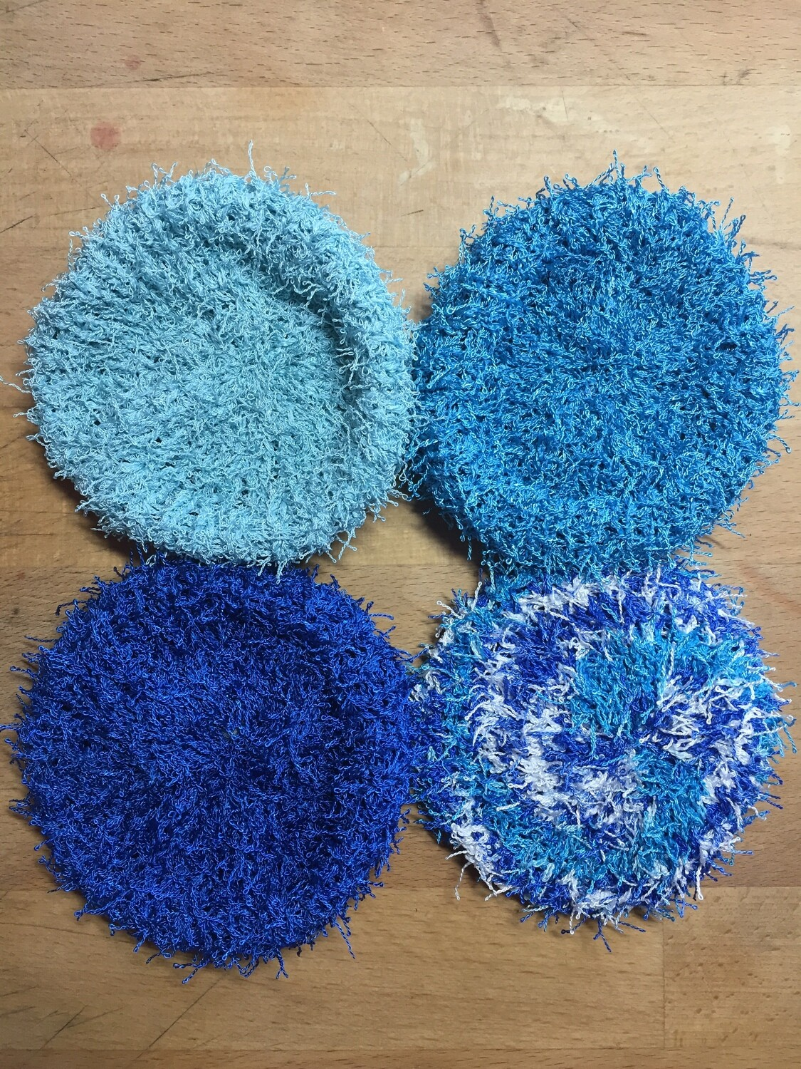 CSM Pattern: Scrubbies!