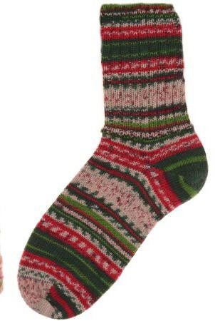 Christmas Sock Style 1
