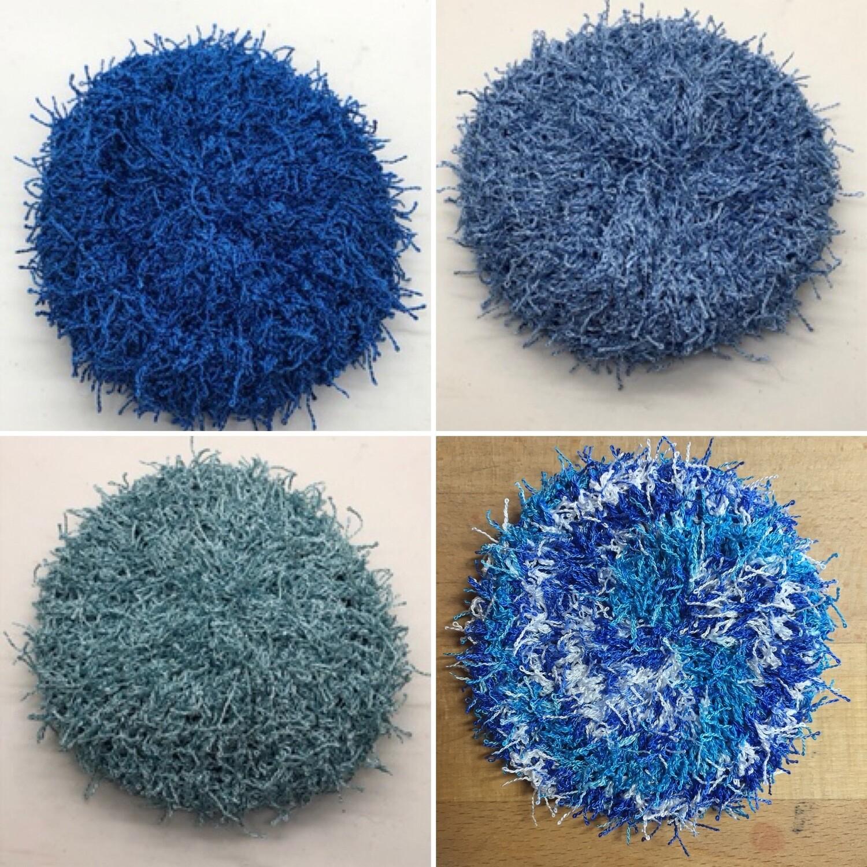 Blue Scrubbies