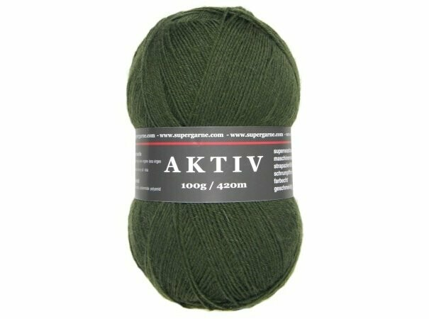 Custom Sock - Jagergrun