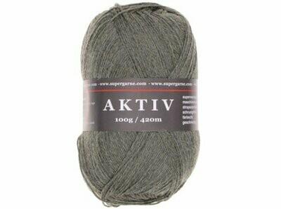 Custom Sock - Mottled Moss