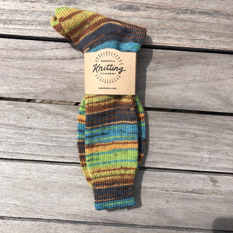 Men's Crew Sock Size 12-13 Highlands