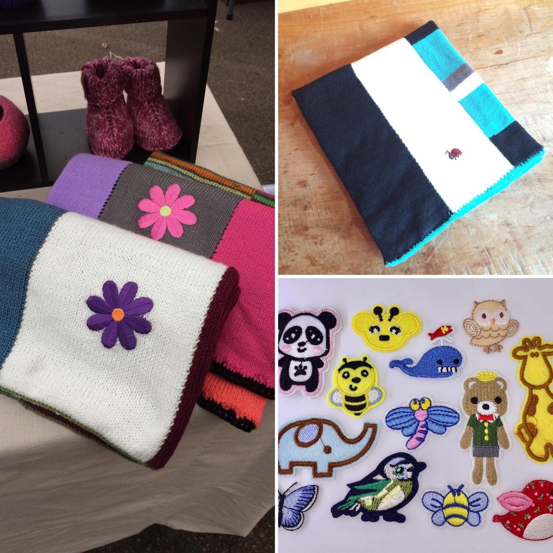 Custom Baby Blanket - Built Your Own Baby Gift
