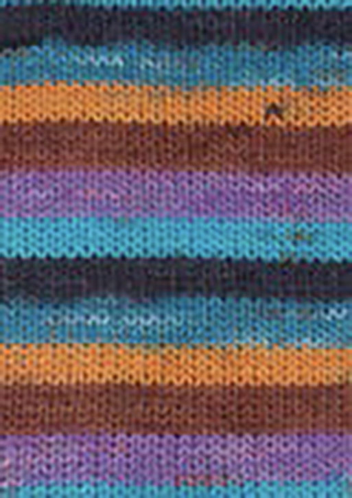 Custom Sock - Hot Socks Color - Dusk on the Water