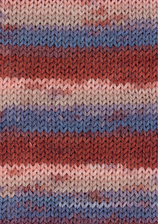 Custom Sock - Torino Terracotta Evening