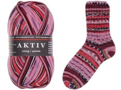 Custom Sock - Camillia