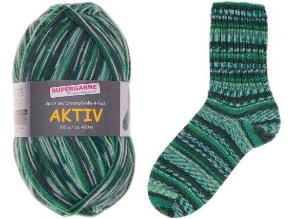 Custom Sock - Norway Forest