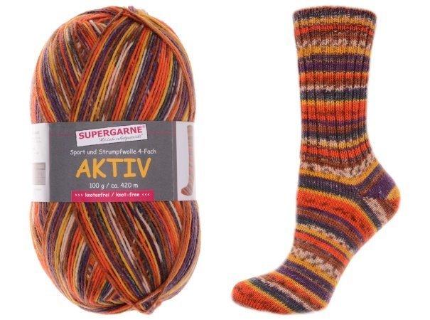Custom Sock - Africa Ethno