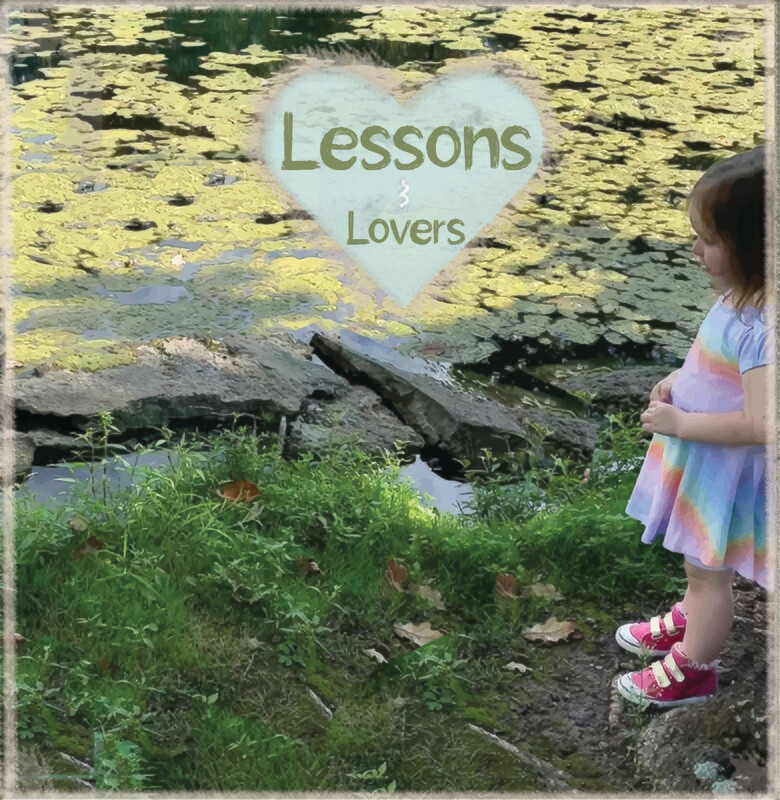 Lessons & Lovers CD (2 Options!)