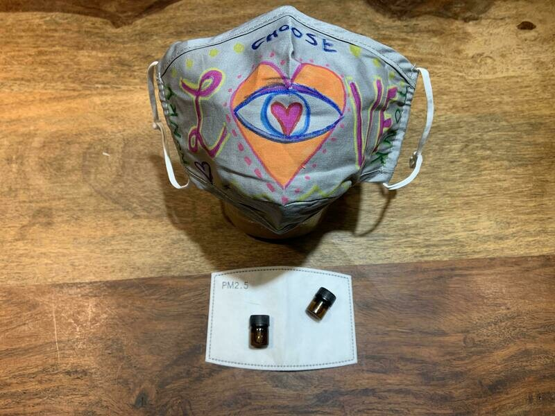 Custom Aromatherapy FaceMask Package