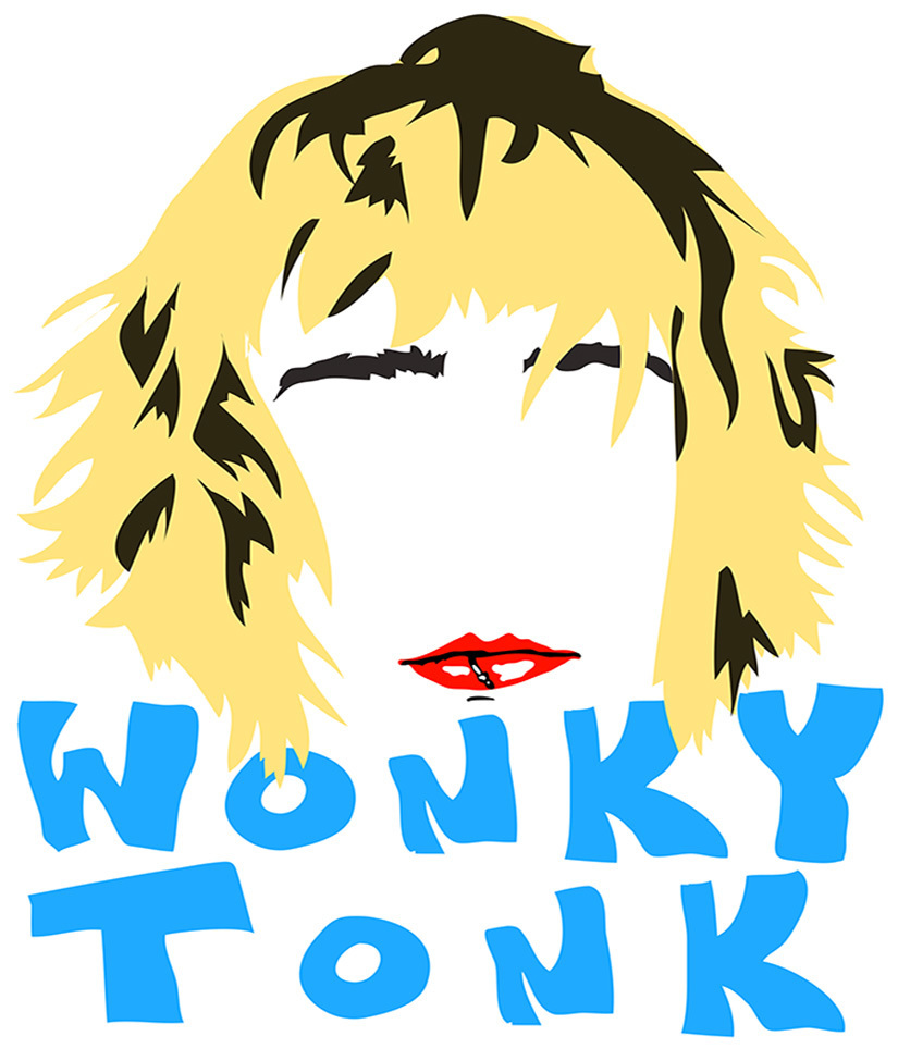 Wonky Stickers Misc. Design