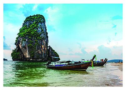 """Thailand"" Notecard Set"