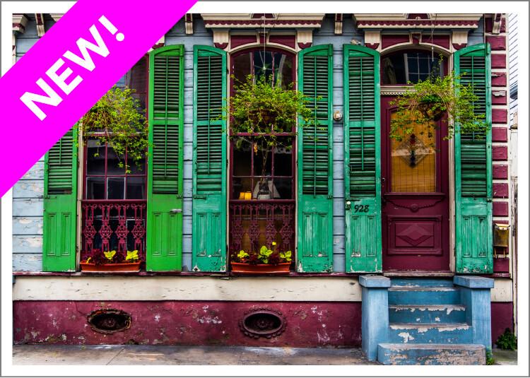 New Orleans Notecard Set
