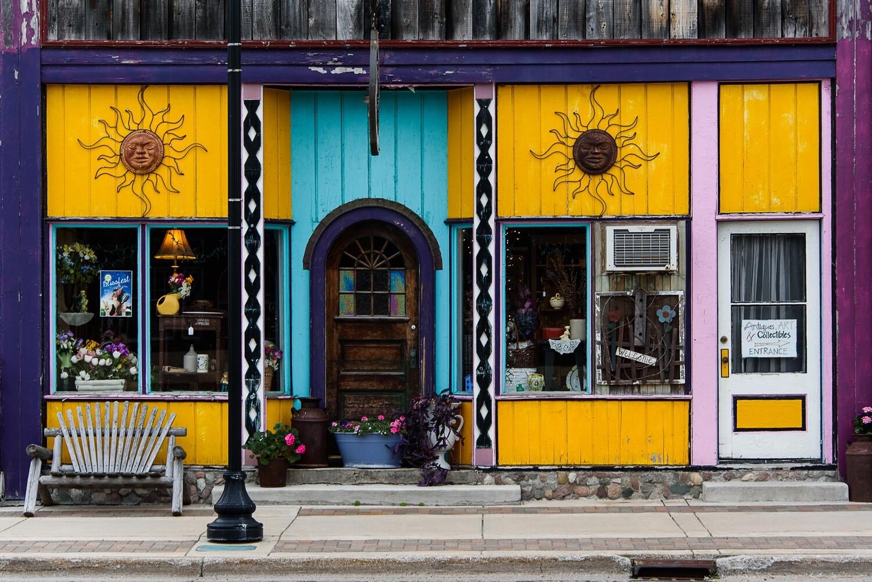 Antique Store, Northern Michigan