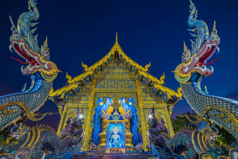 Blue Dragons, Thailand