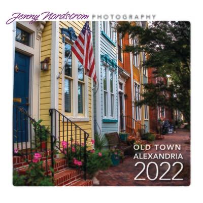 Old Town Alexandria Calendar 2022