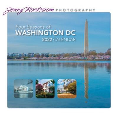 Four Seasons of DC Calendar 2022