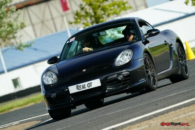 Posche Cayman S 3.4 Trackday Car Hire
