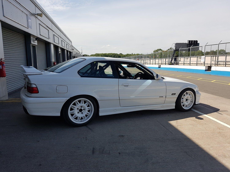 BMW M3 EVO STAGE 2