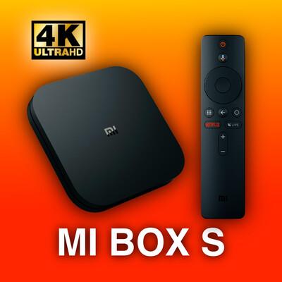 AndroidTV: Mi Box S