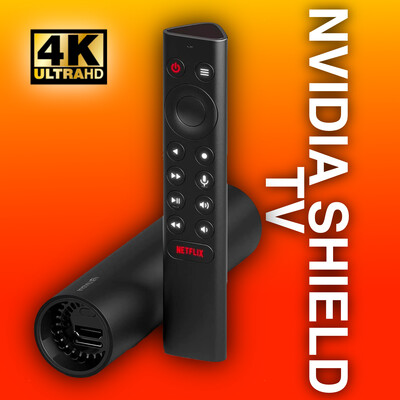 (Special Order) Nvidia Shield TV