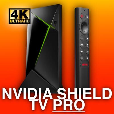 (Special Order) Nvidia Shield TV PRO