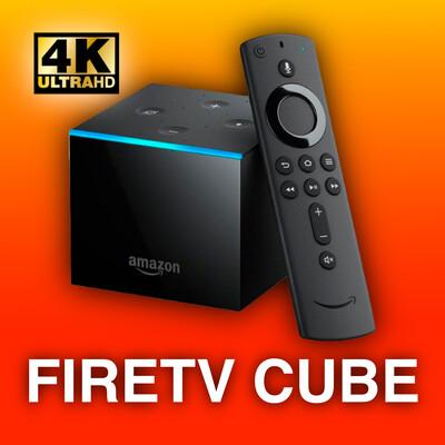 (SPECIAL ORDER) FireTV Cube