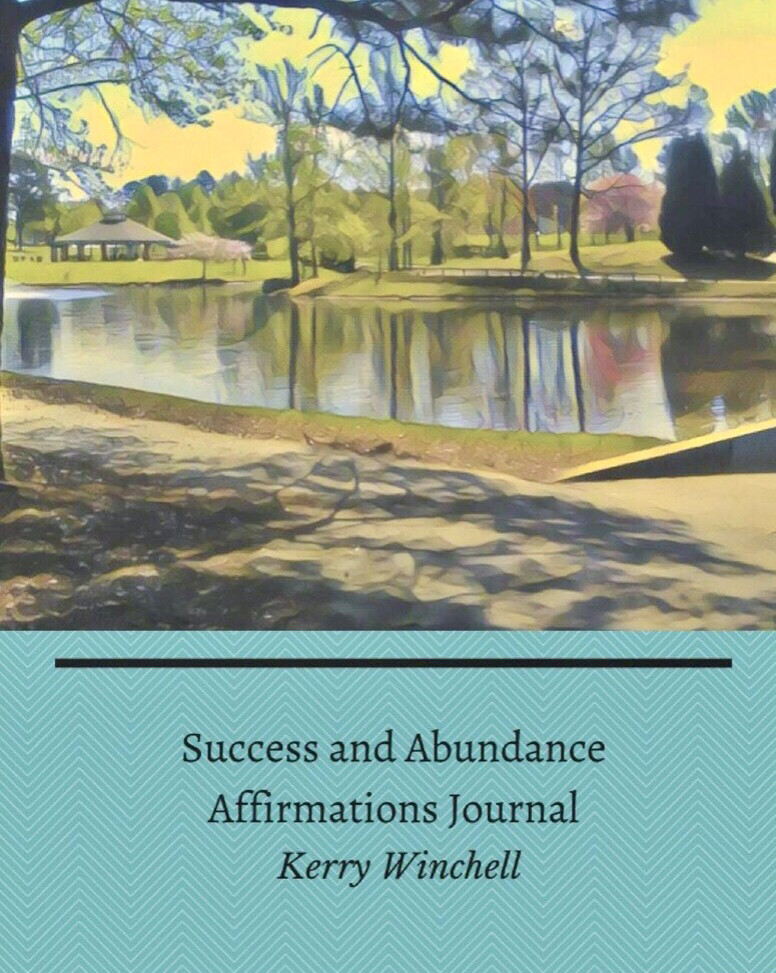 Success and Abundance Affirmations Journal
