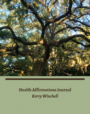 Health Affirmations Journal