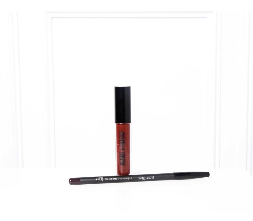 Fearless Matte Liquid Lipstick