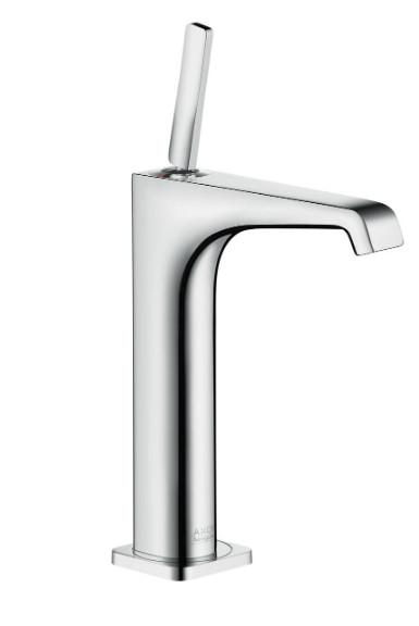 Mitigeur de lavabo AXOR Citterio E 190 surélevé pour vasque libre