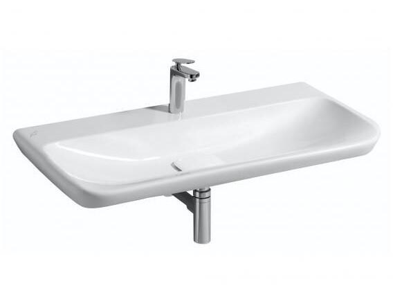 Plan-vasque Geberit / Keramag myDay 100 cm
