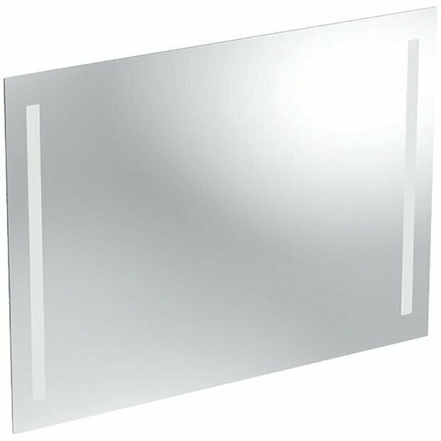 Miroir lumineux Geberit / Keramag Option 90 cm avec éclairage latéral