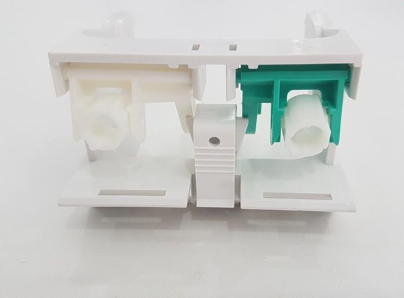 Bloc support pour réservoir à encastrer Geberit Twinline 8 cm