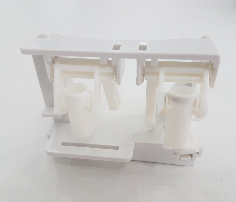 Bloc support pour réservoir à encastrer Geberit Twinline 8 cm et Delta 8 cm