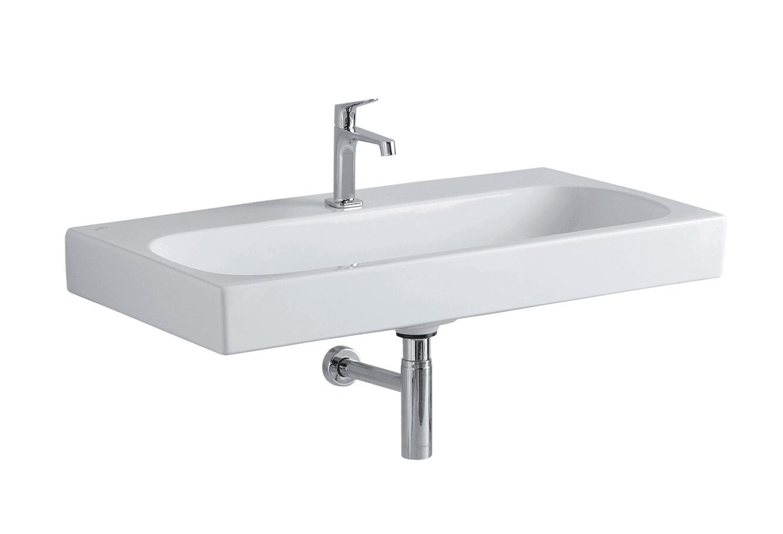 Plan-vasque Geberit / Keramag Citterio 90 cm