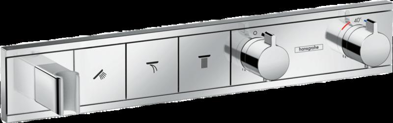 Module thermostatique encastré Hansgrohe RainSelect