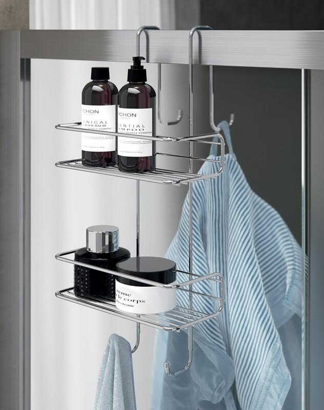 Porte-objets pour douche Tito