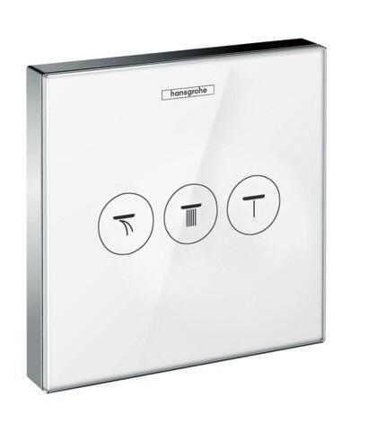 Set de finition Hansgrohe ShowerSelect Glass
