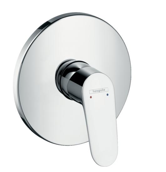 Set de finition pour mitigeur de douche encastré Hansgrohe Focus