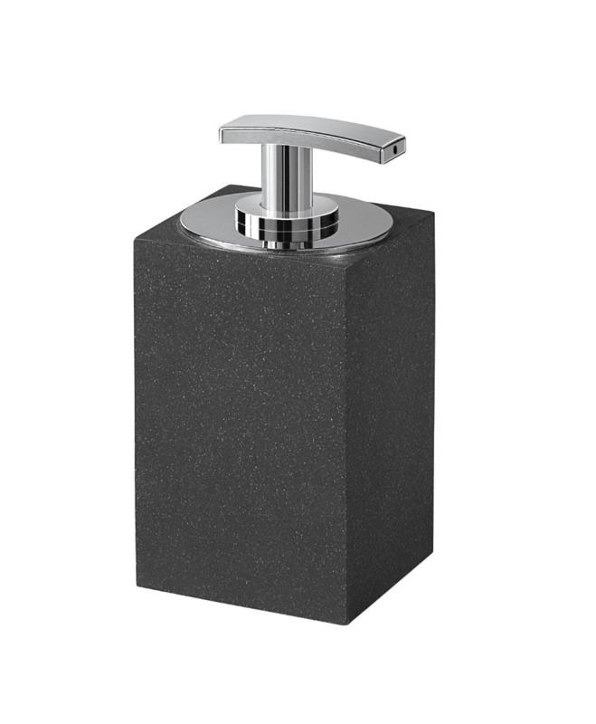 Distributeur de savon Minerva anthracite