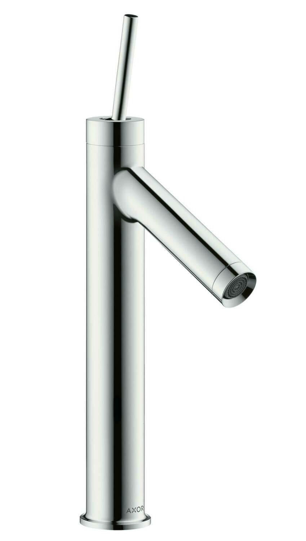 Mitigeur de lavabo AXOR Starck 170 avec bonde à écoulement libre