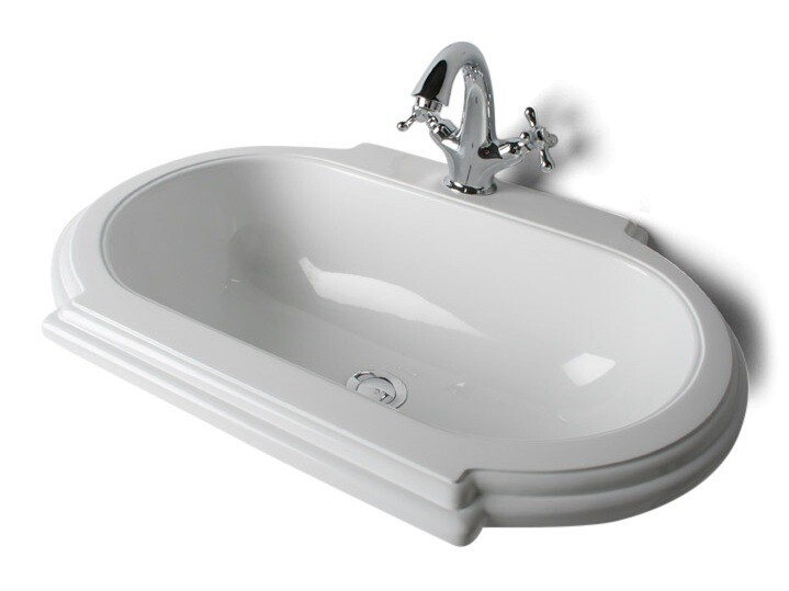 Vasque encastrable Cintra 65 cm