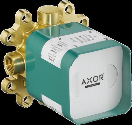 Corps d'encastrement pour Axor LampShower