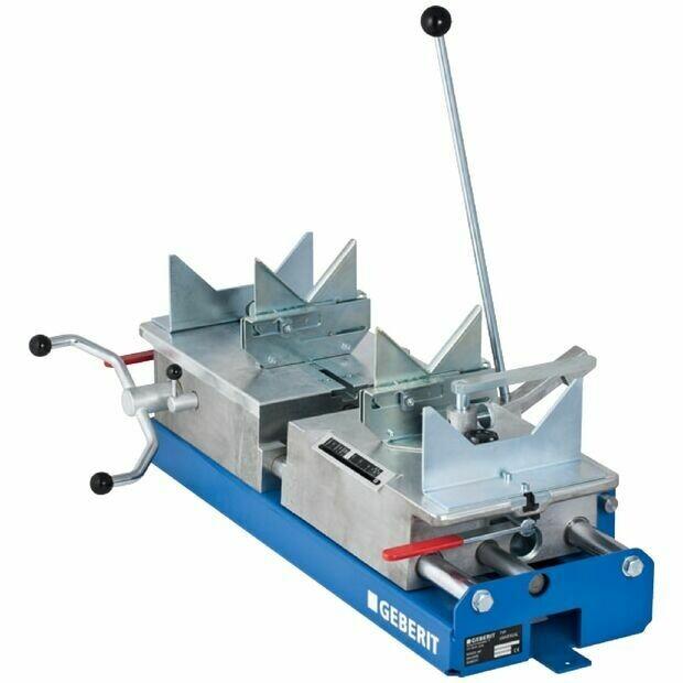 Machine à souder Geberit Universelle : d=40-315 mm
