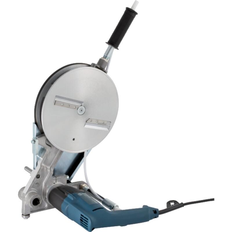 Rabot électrique Geberit,230 V: d=40-200 mm