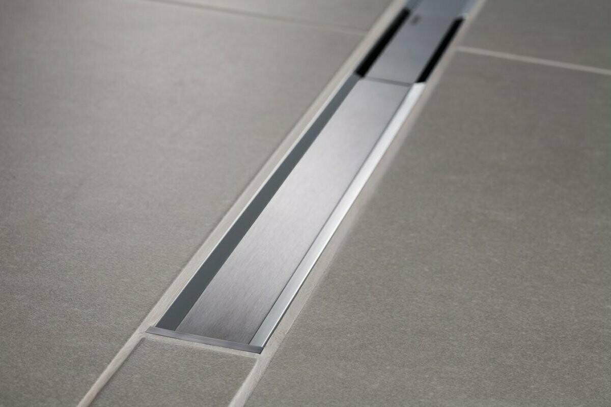 Pack complet : Kit d'encastrement + set de finition Geberit CleanLine20 - Longueur 30 - 60 cm